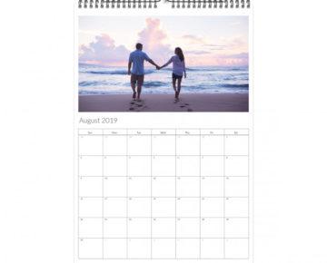 Nástěnné fotokalendáře z vlastních fotek