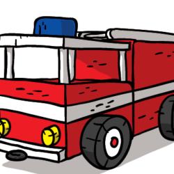 Trička pro hasiče